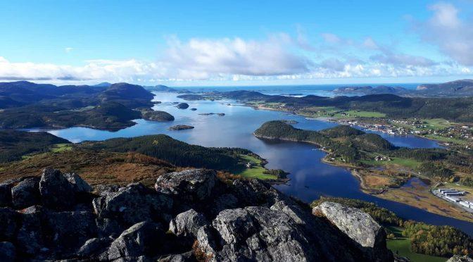 Tränenreicher Abschied in Norwegen