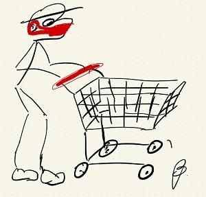 Einkaufen in CORONA-ZEITEN