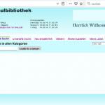 Bibliothek online